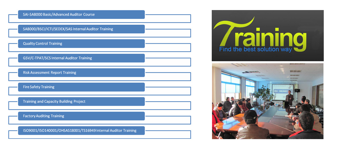Training Course - Best Compliance Limited